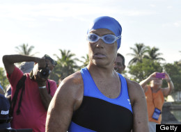 Diana Nyad Inspires, Energizes and Empowers Us