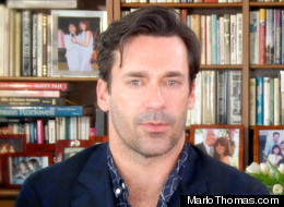 Jon Hamm, Mad Men, Don Draper, Mad Men Season 5, Marlo Thomas, Jon Hamm talks about success, success in the television industry