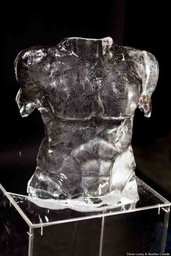 glass chest