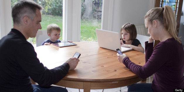 technology affecting family To technology were significantly better at reading human emotions than   lower-income families reported that their children spent more time.