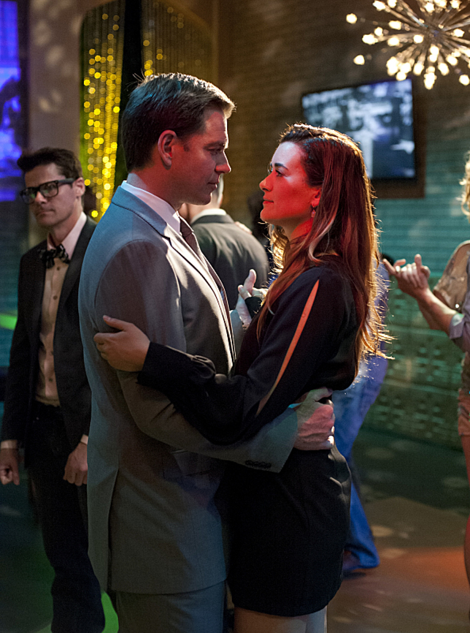 NCIS' Season 11: Michael Weatherly Discusses Ziva Leaving And What