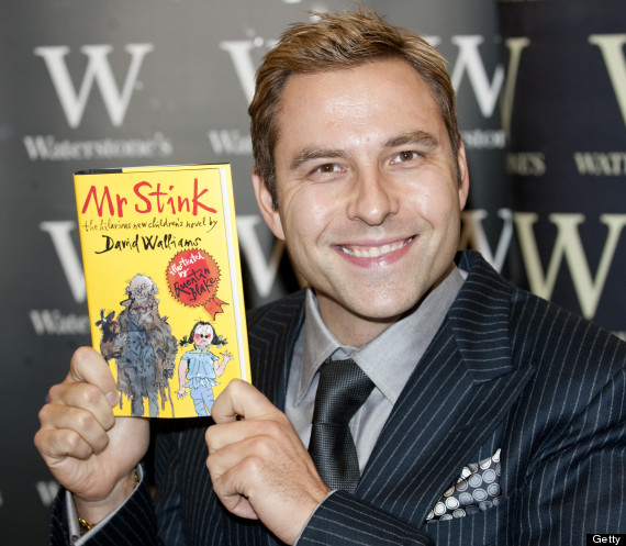 david walliams mr stink