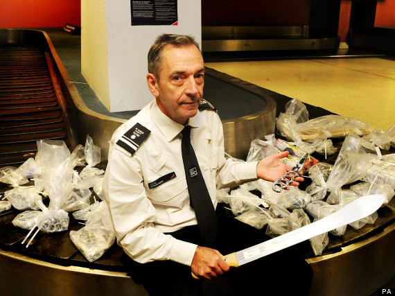 border weapons uk border agency assistant director