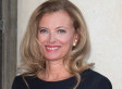 Valerie Trierweiler Wears A Dress Only A French First lady Could Pull Off (PHOTOS)