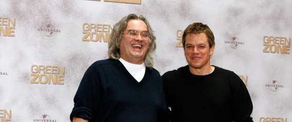PAUL GREENGRASS MATT DAMON
