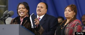 BERNICE KING MARTIN LUTHER KING III