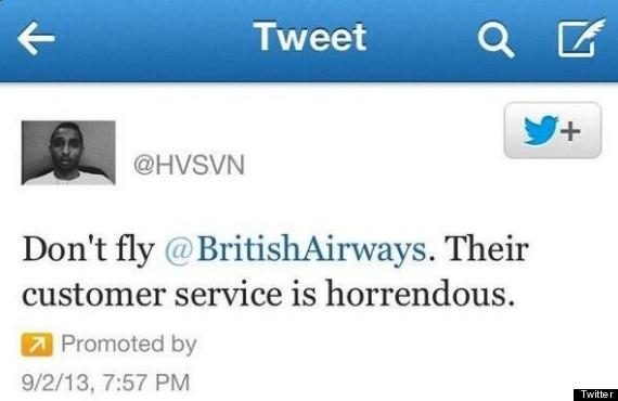 hasan syed british airways
