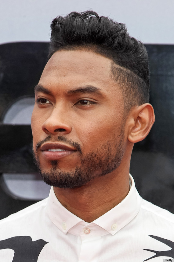9 Male Celebrities Who Give Us Major Hair Envy Photos Huffpost