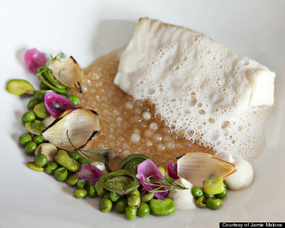 food at sea change