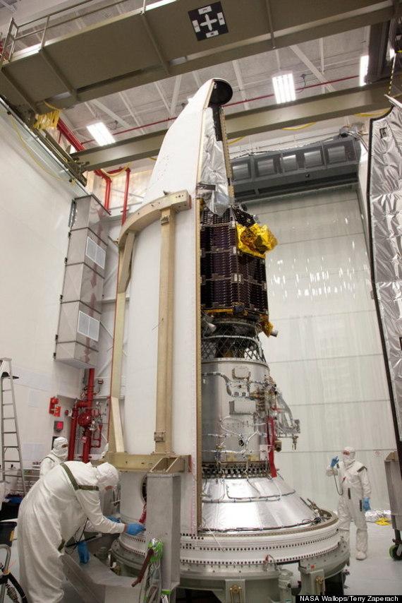 Nasa ladee moon mission