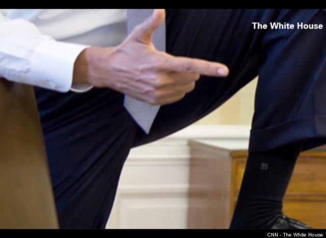 obama escritorio