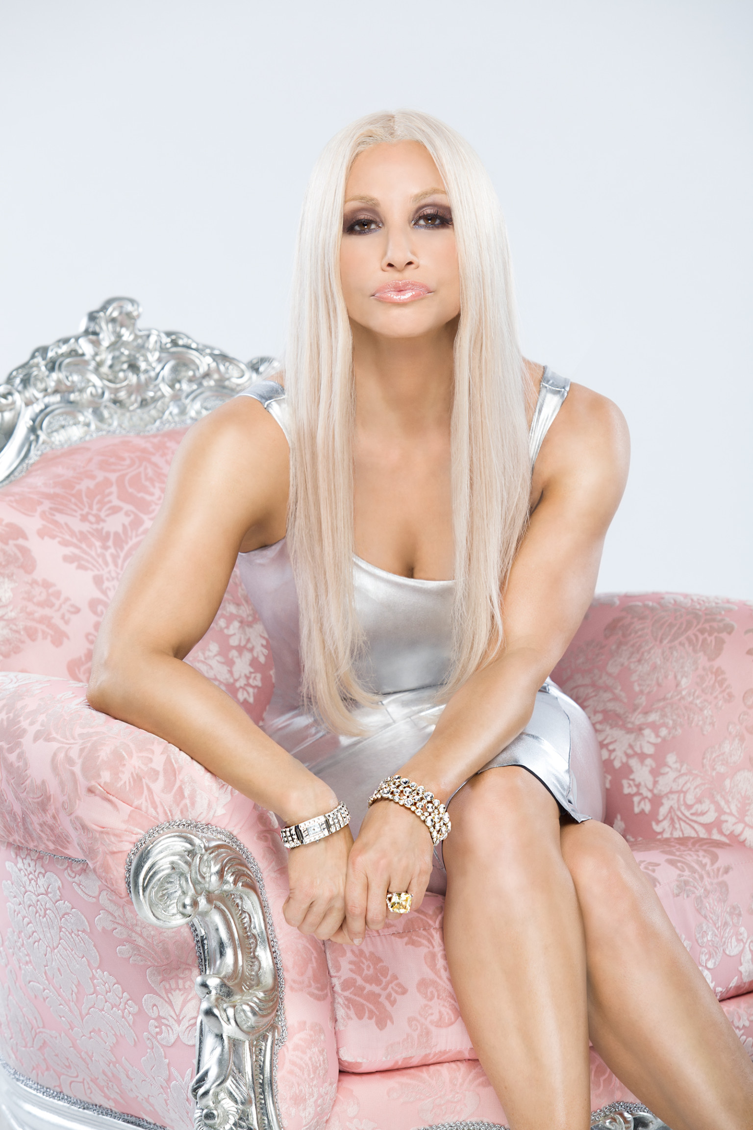 Donatella Versace Pelicula