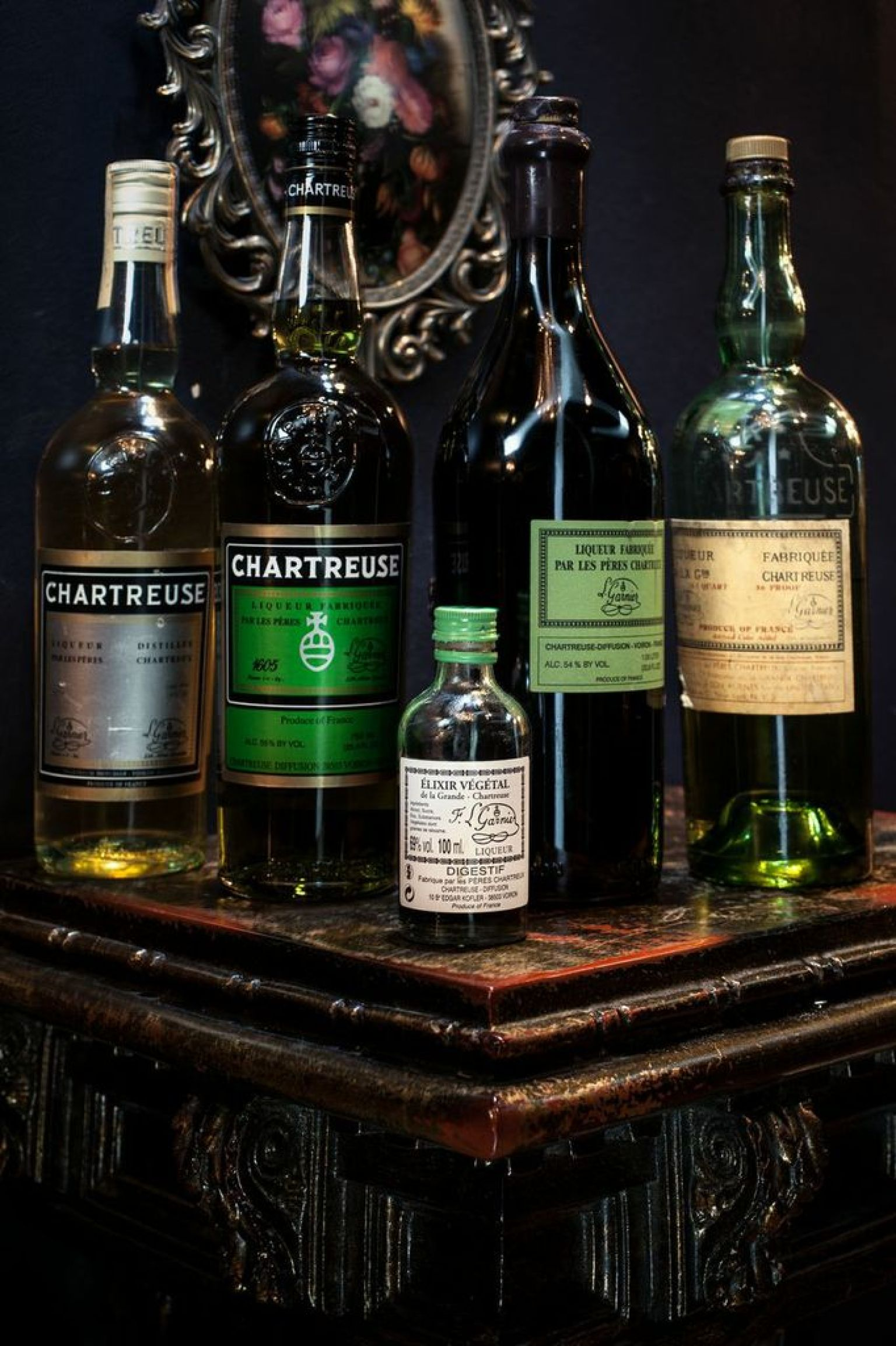 Vintage Liquors Give A Taste Of Decades-Old Spirits (PHOTOS) | HuffPost