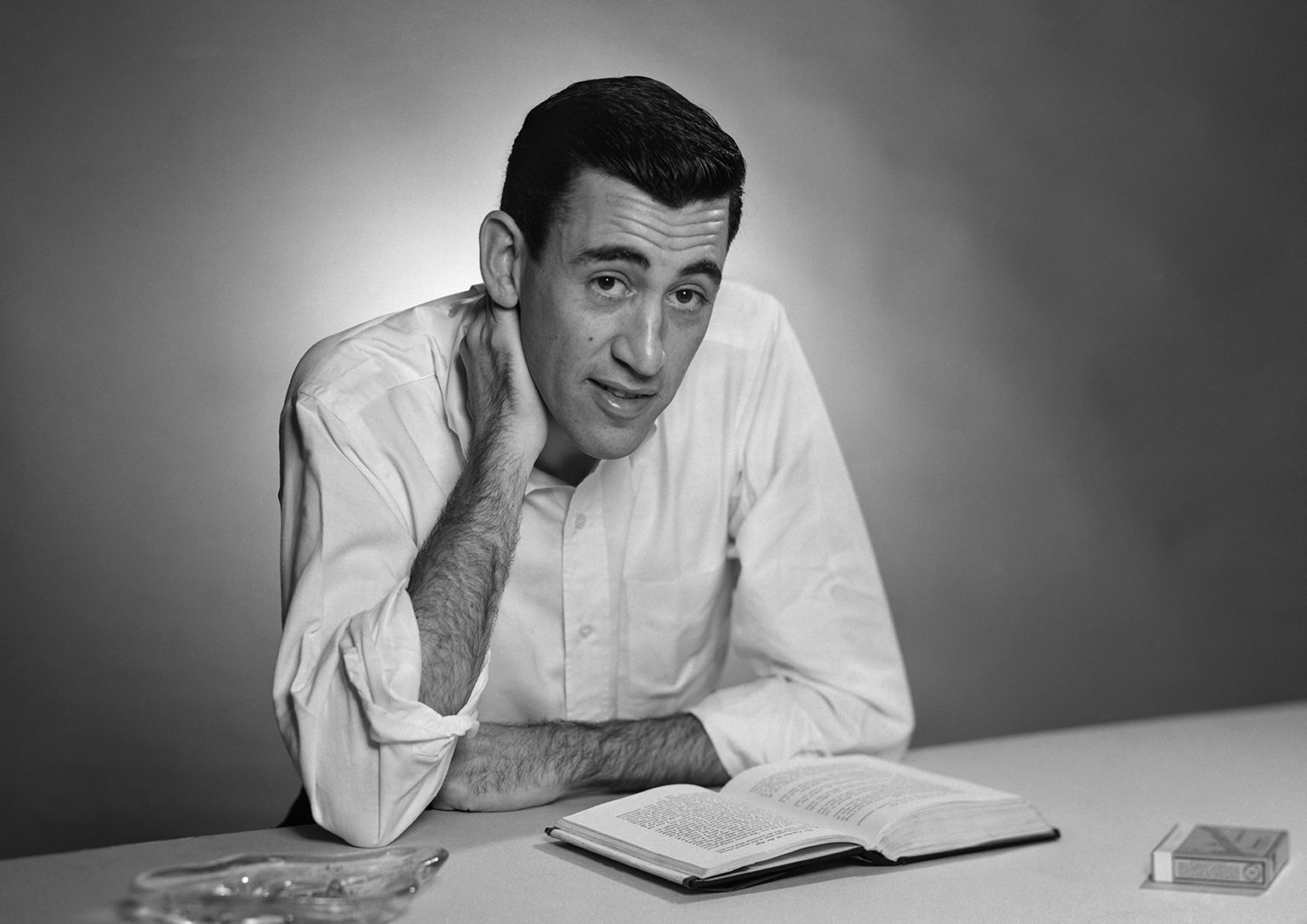a biography of jd salinger essay Jd salinger research papers analyze the american author jd salinger, best remembered as the writer of catcher in the rye.