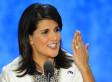 Nikki Haley Admits She Locked Herself Out Of The Governor's Mansion While Still In Her Robe