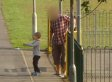Stranger Danger: Most Kids Walk Off With Non-Parent In Controversial Experiment