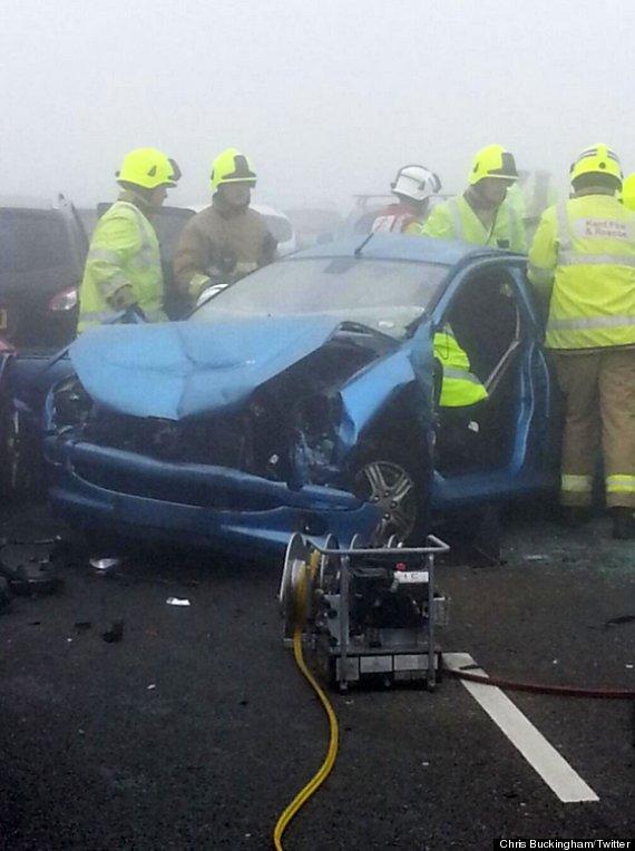 sheppey kent crash