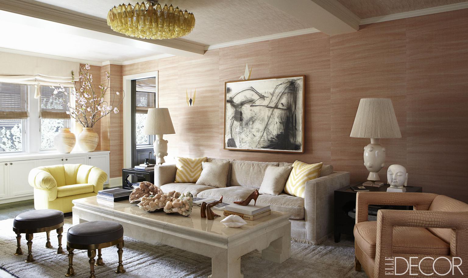 Cameron Diaz Reveals Luxury New York Apartment In Elle Decor