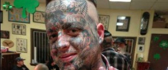 Cool Face Tattoos: Ever Wonder Why People Get Face Tattoos? Here's The Answer