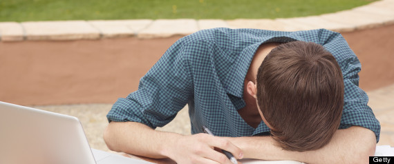 Teenagers Stress Lower Exam Results
