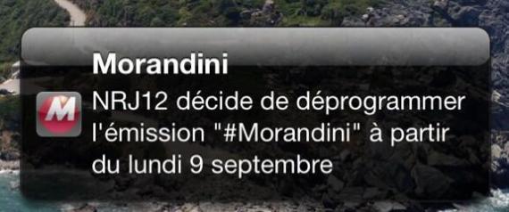 morandini nrj12