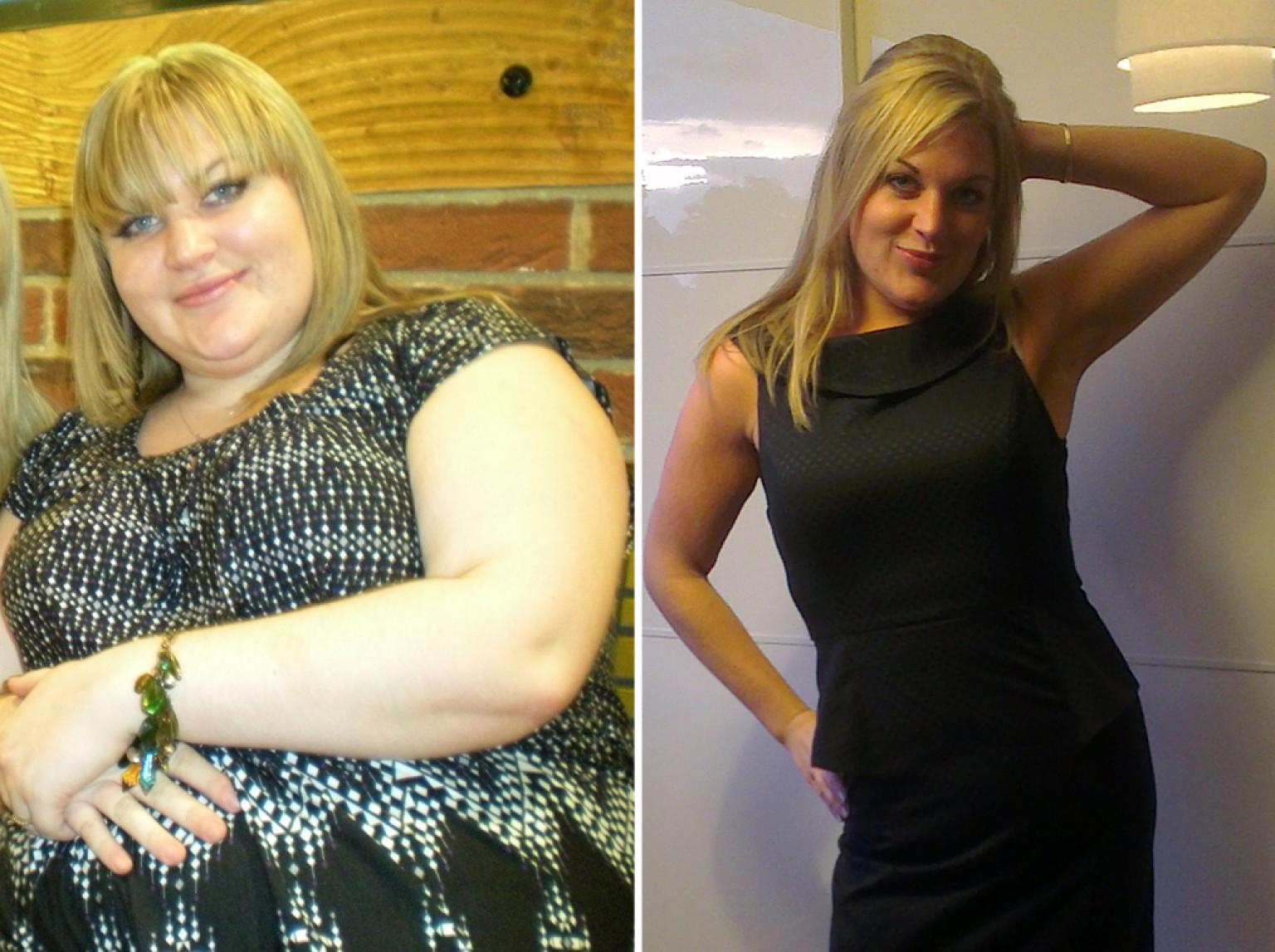 Я похудела на 50 кг! : eDietru