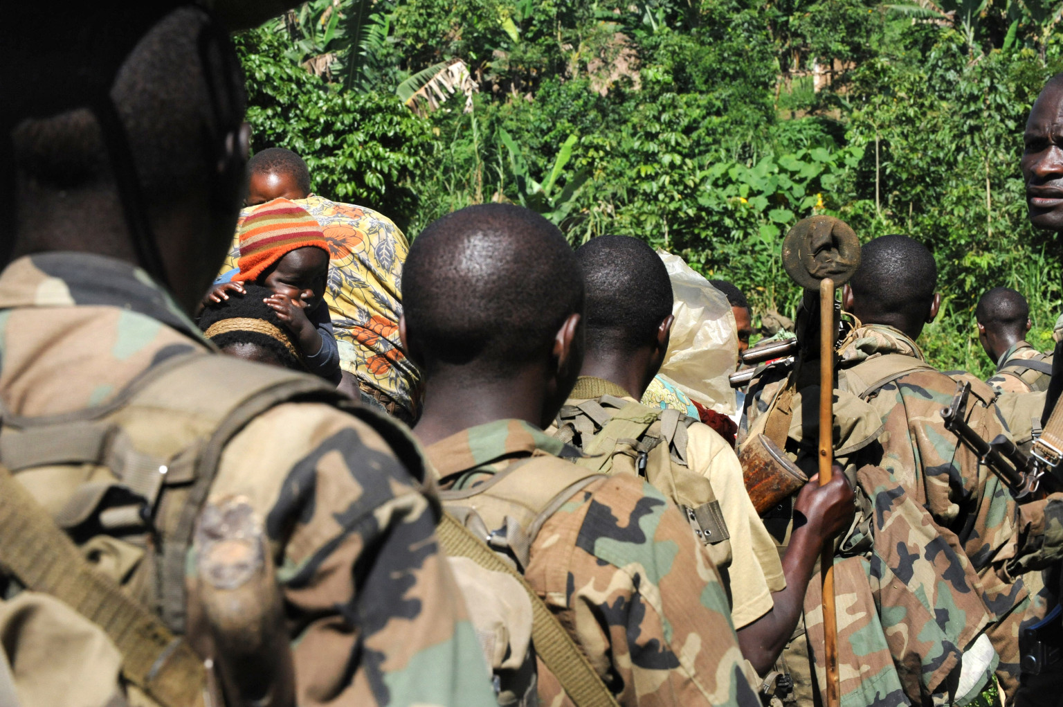 congo genocide Report blames bana mura militia and government forces for murders, including of  62 children, and urges drc to prevent escalation into wider.