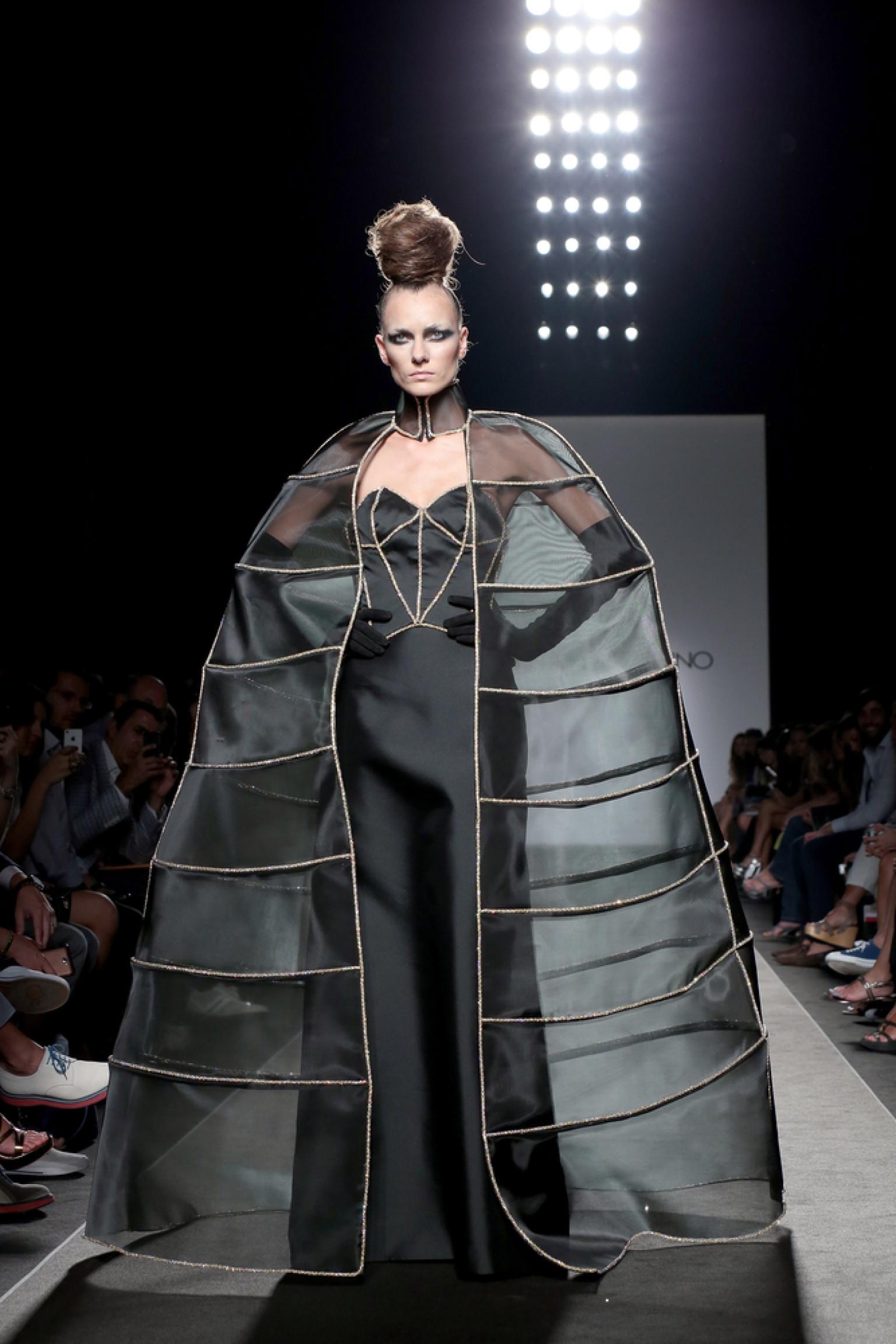 Y a t il de la place pour la haute couture au qu bec for Couture a quebec