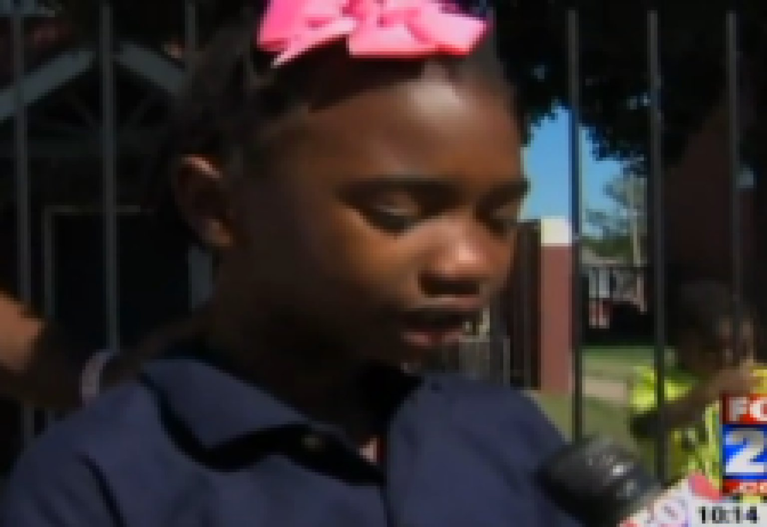 Tiana Parker 7 Switches Schools After Being Forbidden
