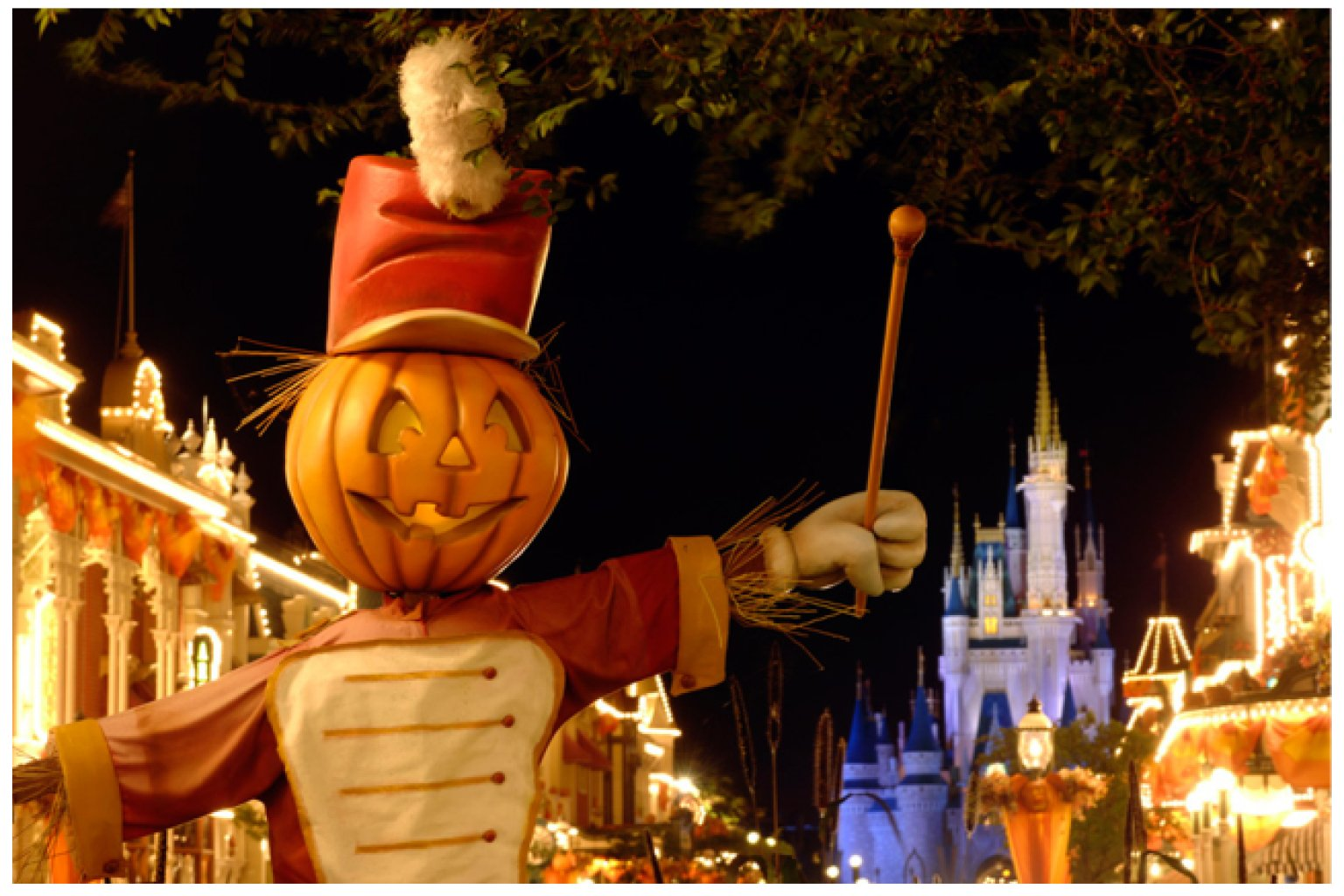 haunting and magical halloween at walt disney world huffpost - Disney Halloween Orlando