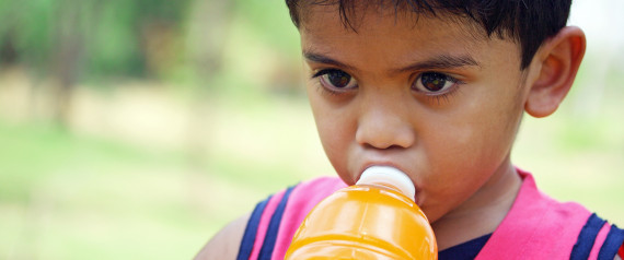 ENERGY DRINKS KIDS