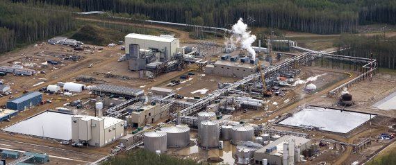 MACKAY RIVER OILSANDS PROJECT