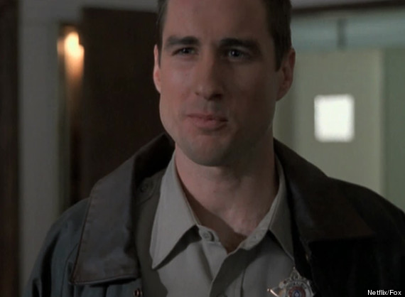 luke wilson the x files  X Files Gif