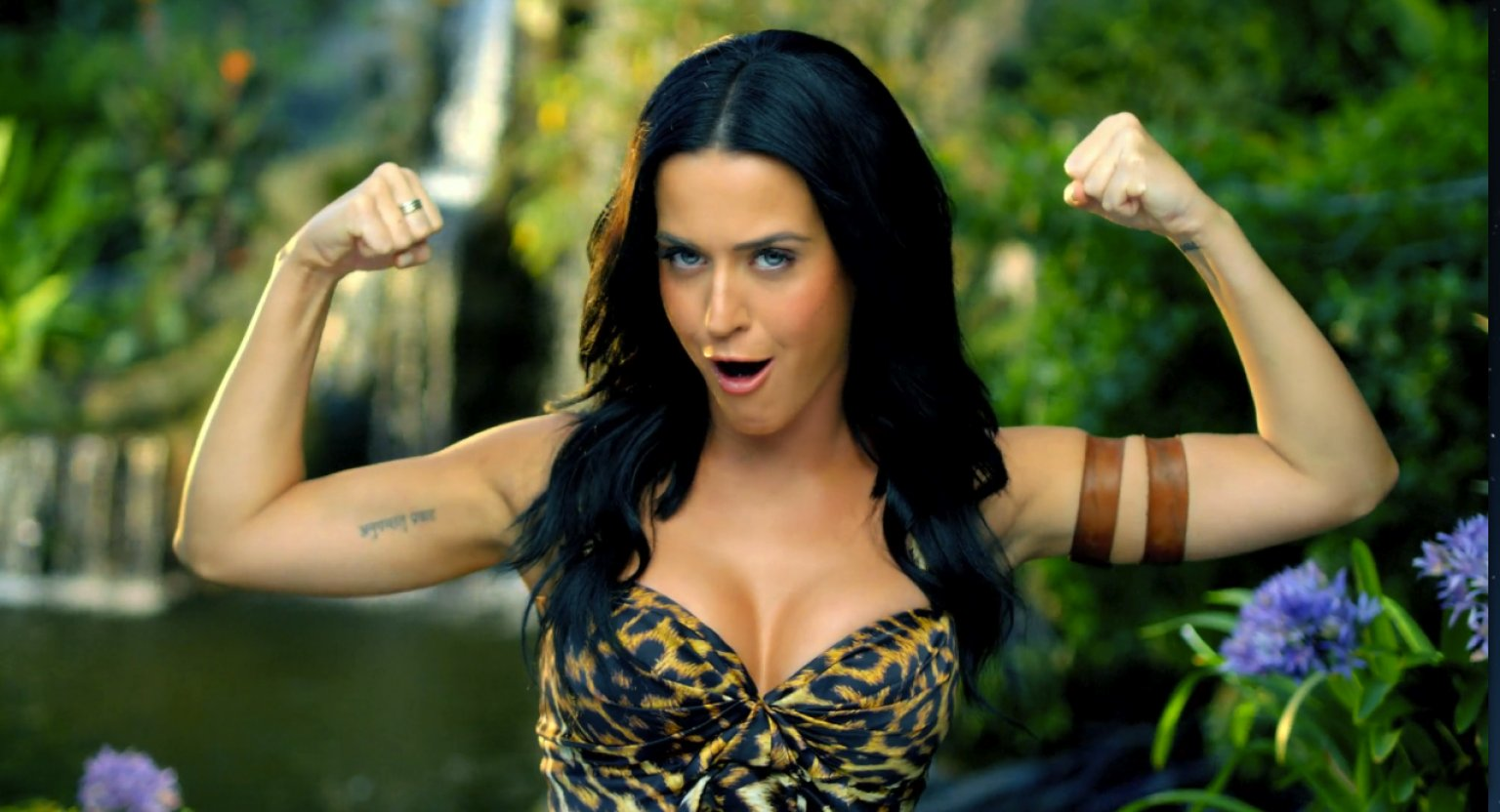 PETA: Katy Perry's 'Roar' Music Video Is Cruel To Animals