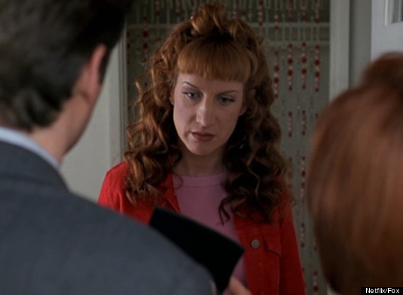 kathy griffin the x files