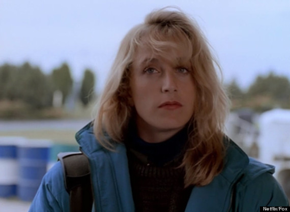 felicity huffman the x files