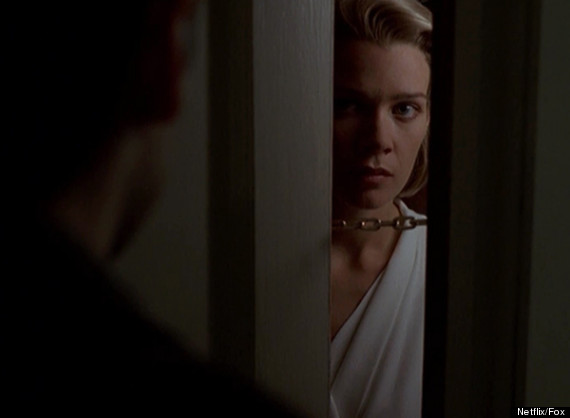 laurie holden the x files