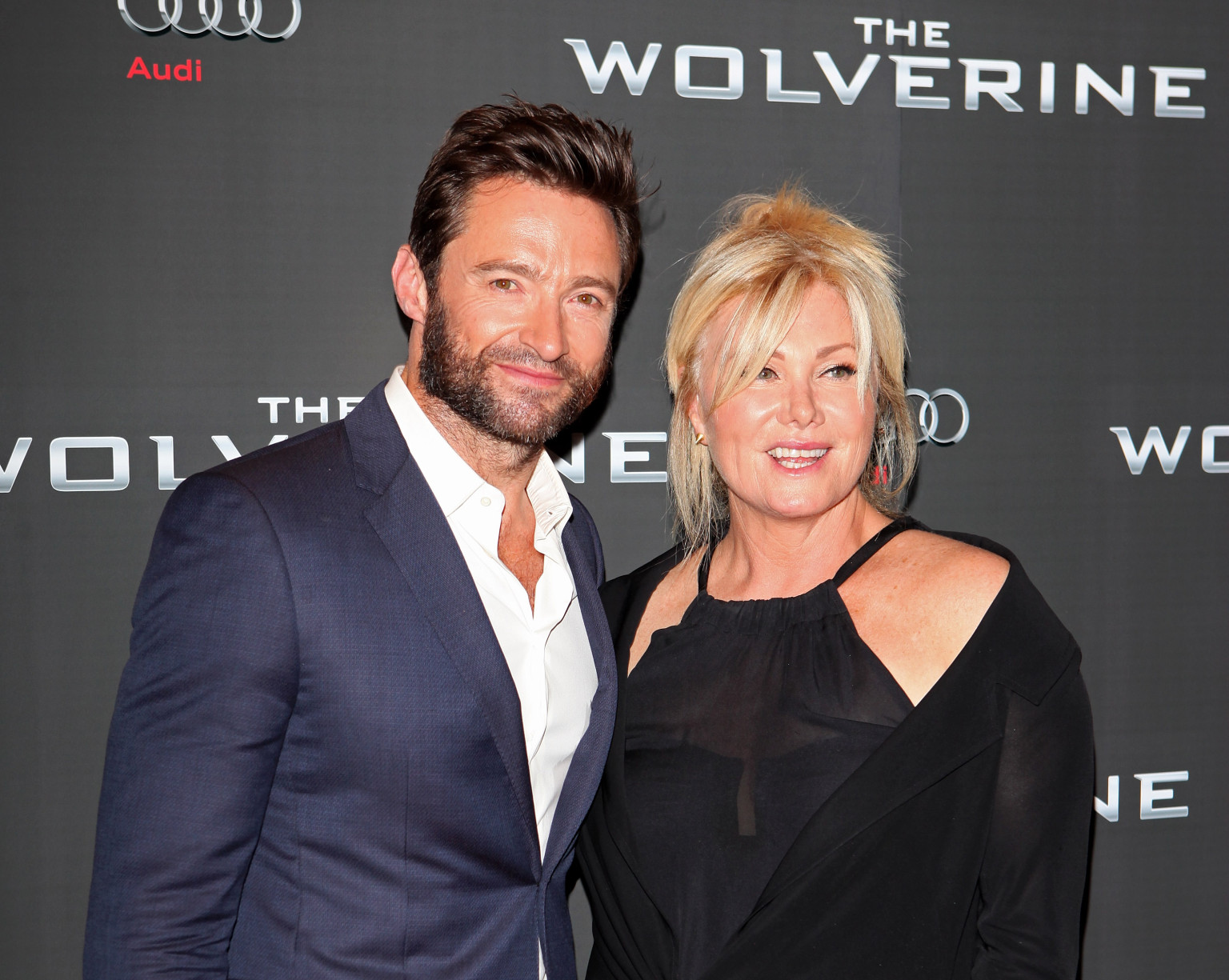 Hugh Jackman, Wife Deborra-Lee Furness Open Up About ...