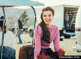 Behind-The-Scenes Of Hailee's STUNNING Shoot