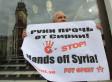 World Public Opinion Sharply Opposed To Syria Strikes