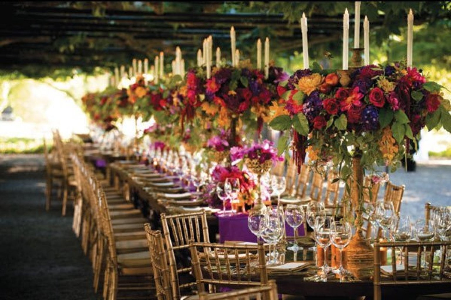 Incredible centerpieces for fall weddings huffpost