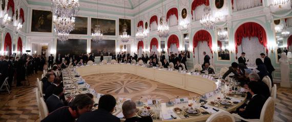 G20 SAN PIETROBURGO CENA