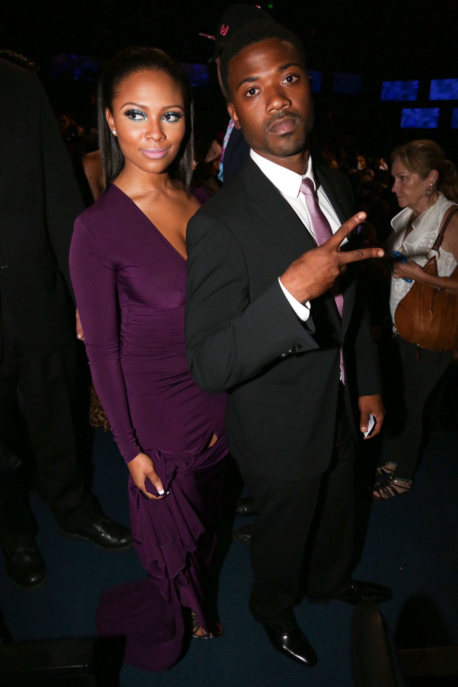 & Spin-Off Teairra New Ray J