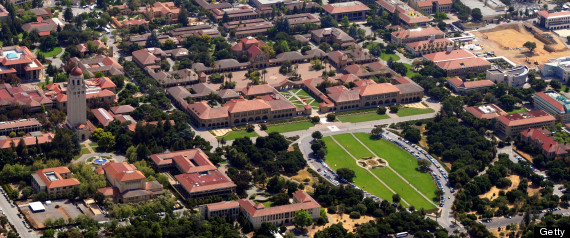 Campus University California