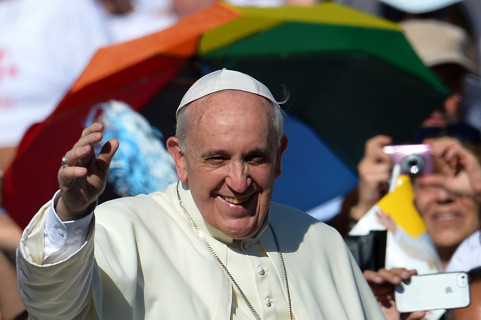 Pope Francis Allegedly Calls Gay, Catholic Man To Offer ...