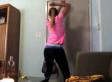 Caitlin Heller Twerking Fail: Girl Sets Herself On Fire (VIDEO) (UPDATED)