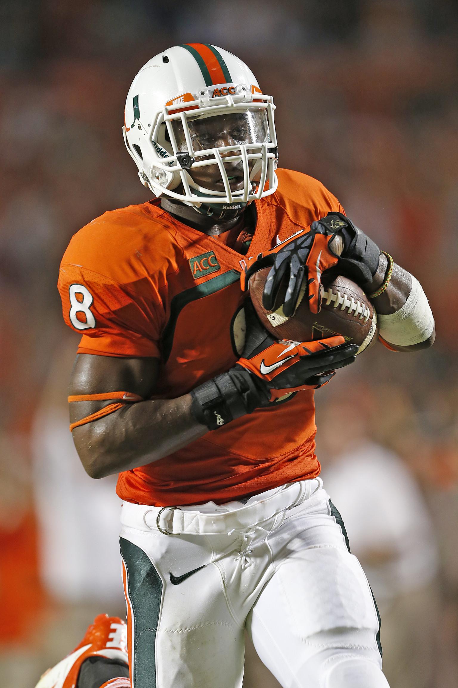 Duke Johnson Miami