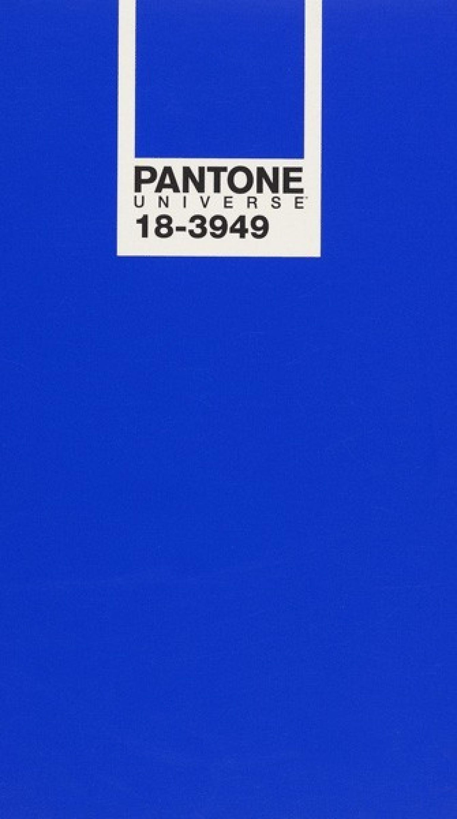 Bleu royal, la couleur de l'année 2014 selon Pantone