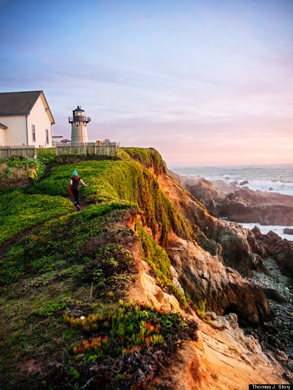 Guide To Highway 1 Sunset Magazine Highlights A California Staple Huffpost