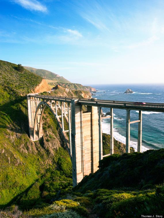 guide to highway 1 sunset magazine highlights a california